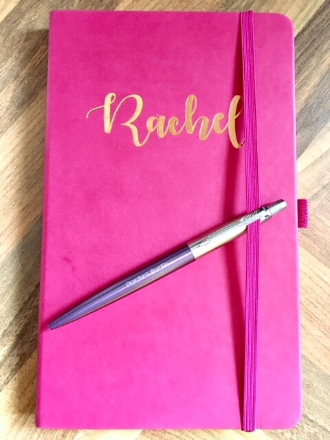 Personalised Stationery From Ryman
