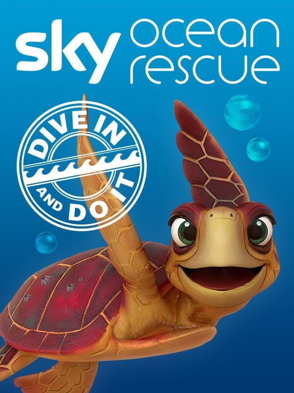 Sky Ocean Rescue – Dive In & Do It