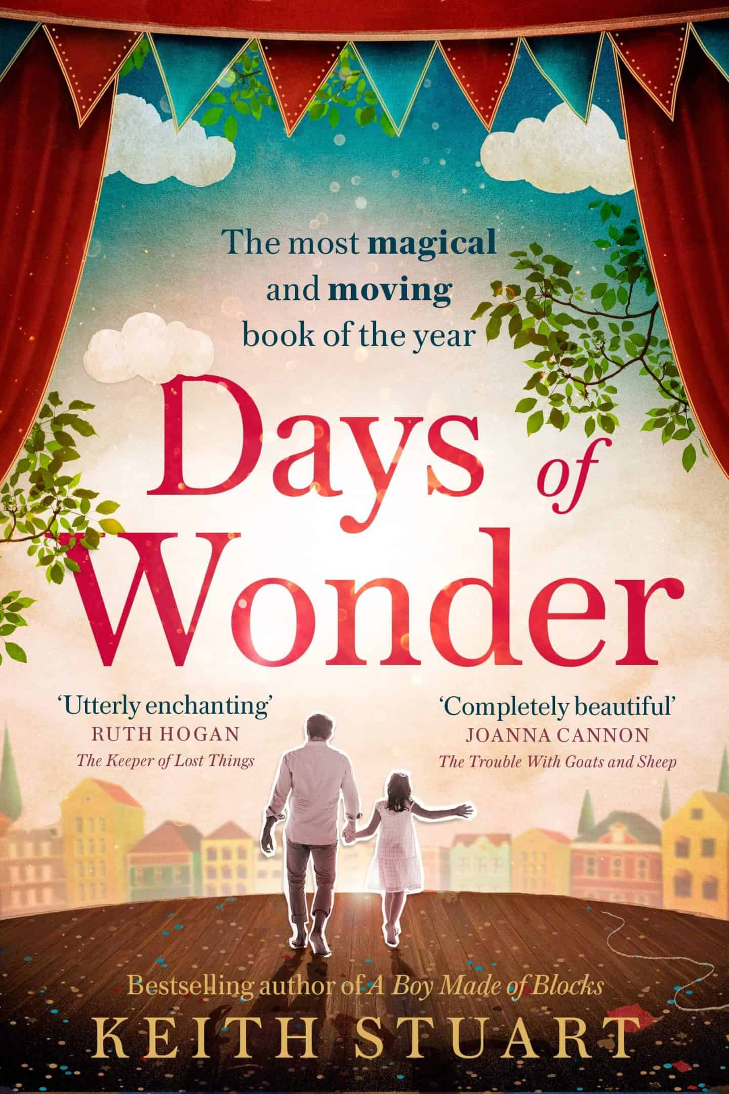 Days of Wonder blog tour by Keith Stuart
