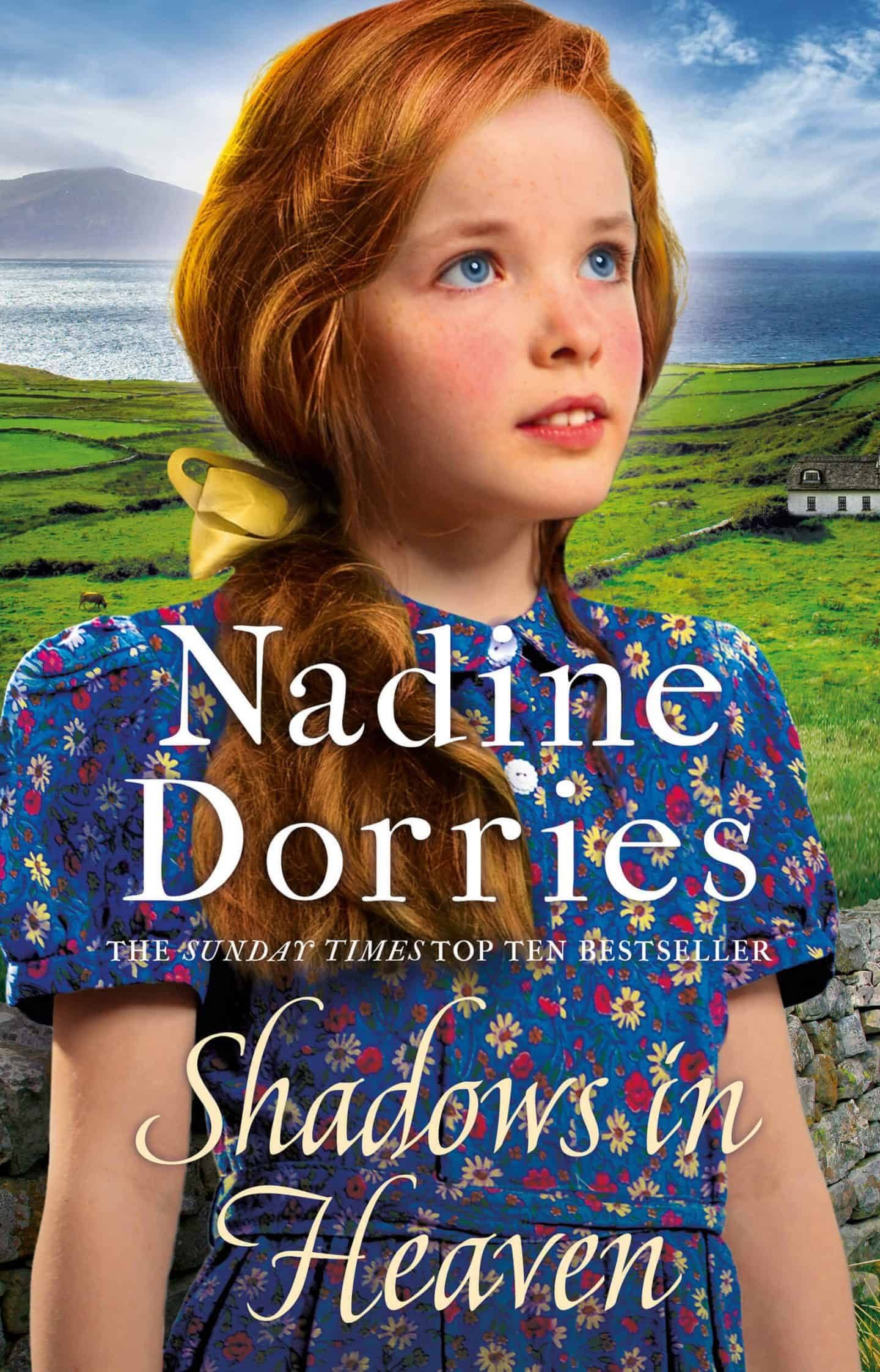 Blog Tour: Giveaway – Shadows in Heaven by Nadine Dorries