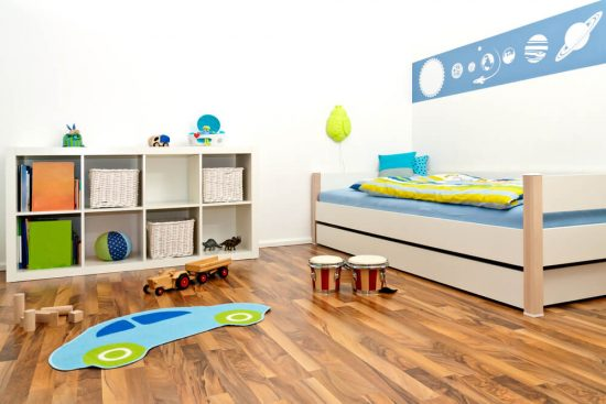 How to Design a Toddlers Bedroom