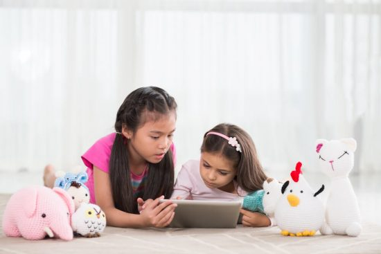 xploring the effects of technology on children's health and ability to socialise