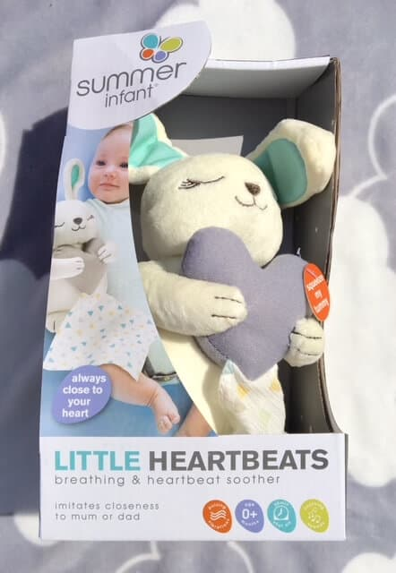 Little Heartbeats Soother Review