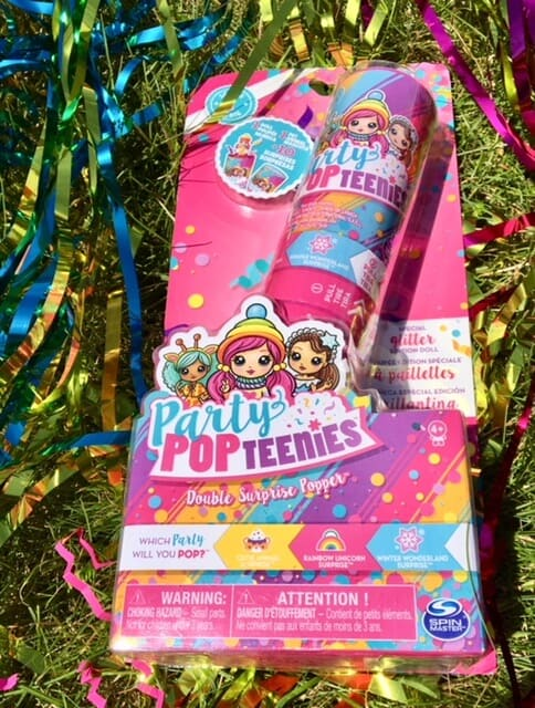 double party pop teenies