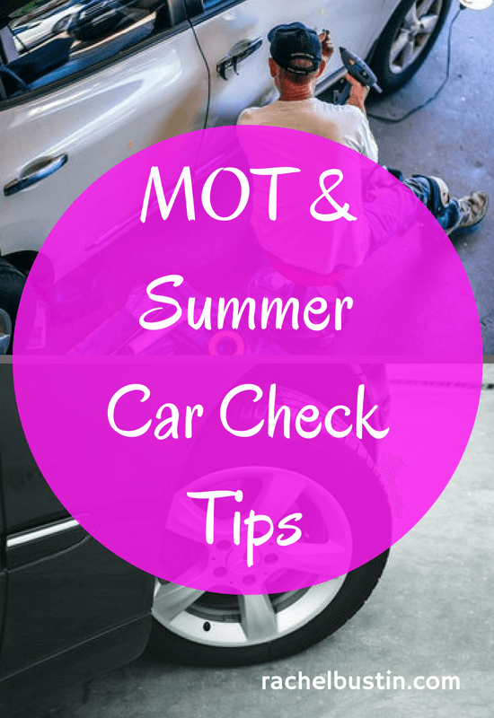 MOT & Summer Car Check Tips (1)
