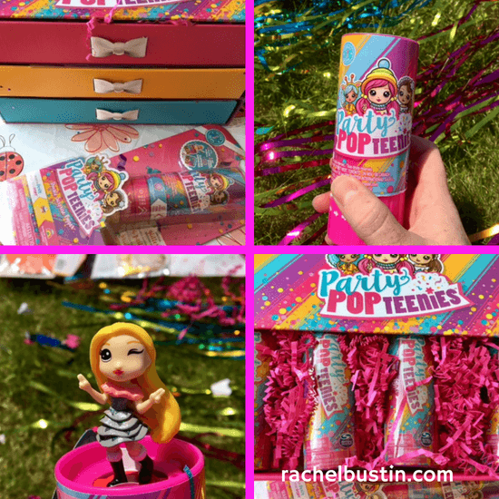 The World of Party Popteenies