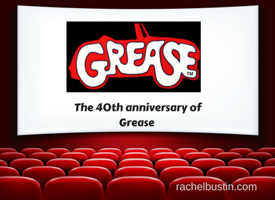 The 40th anniversary of Grease