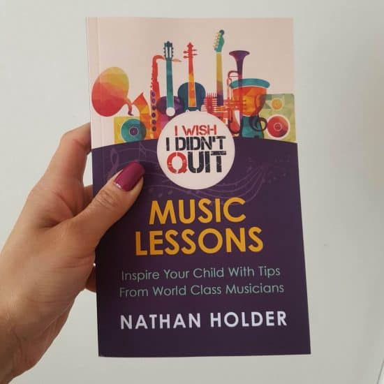 Competition – I Wish I Didn't Quit: Music Lessons