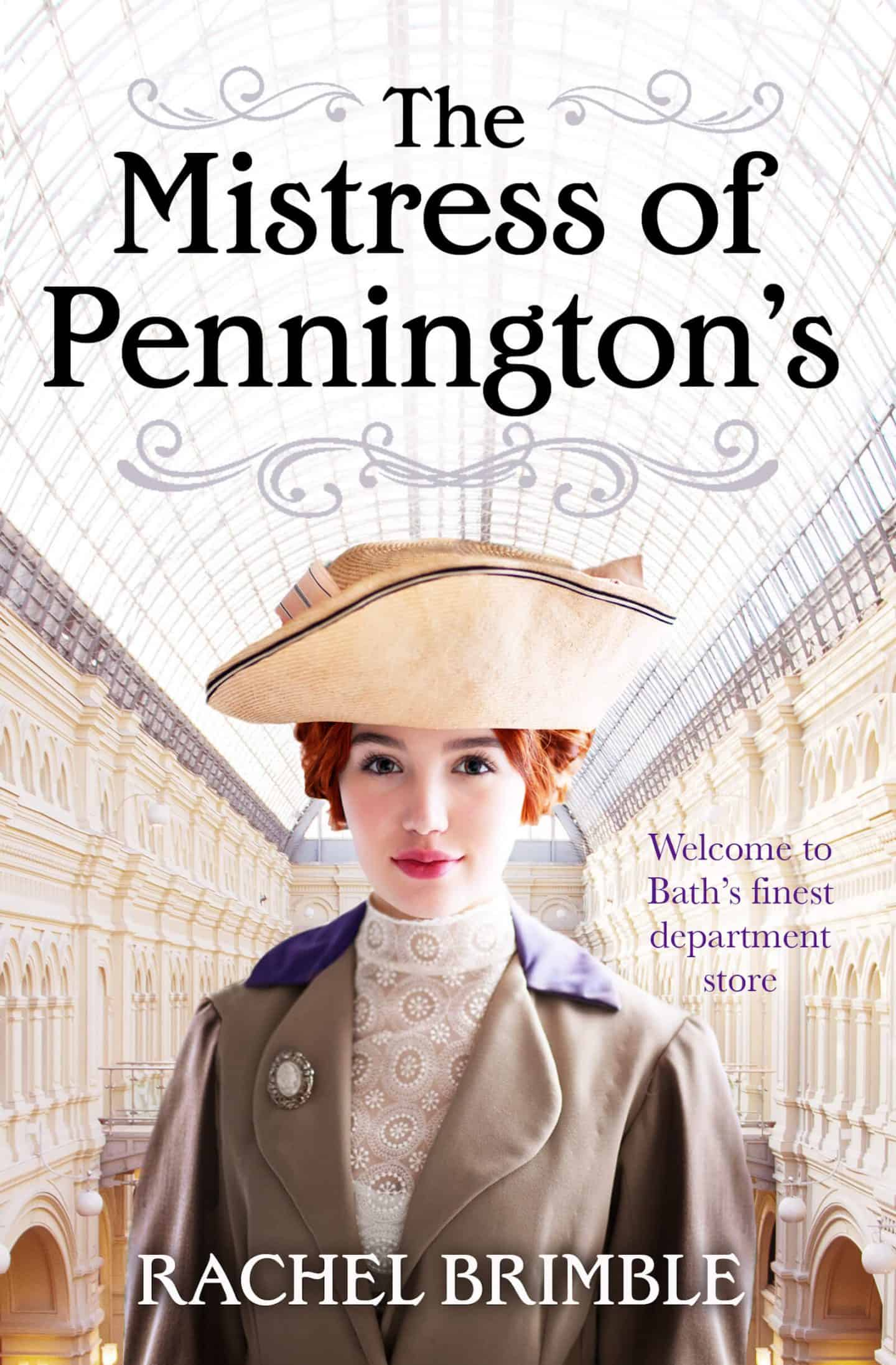 Blog Tour: The Mistress of Pennington's