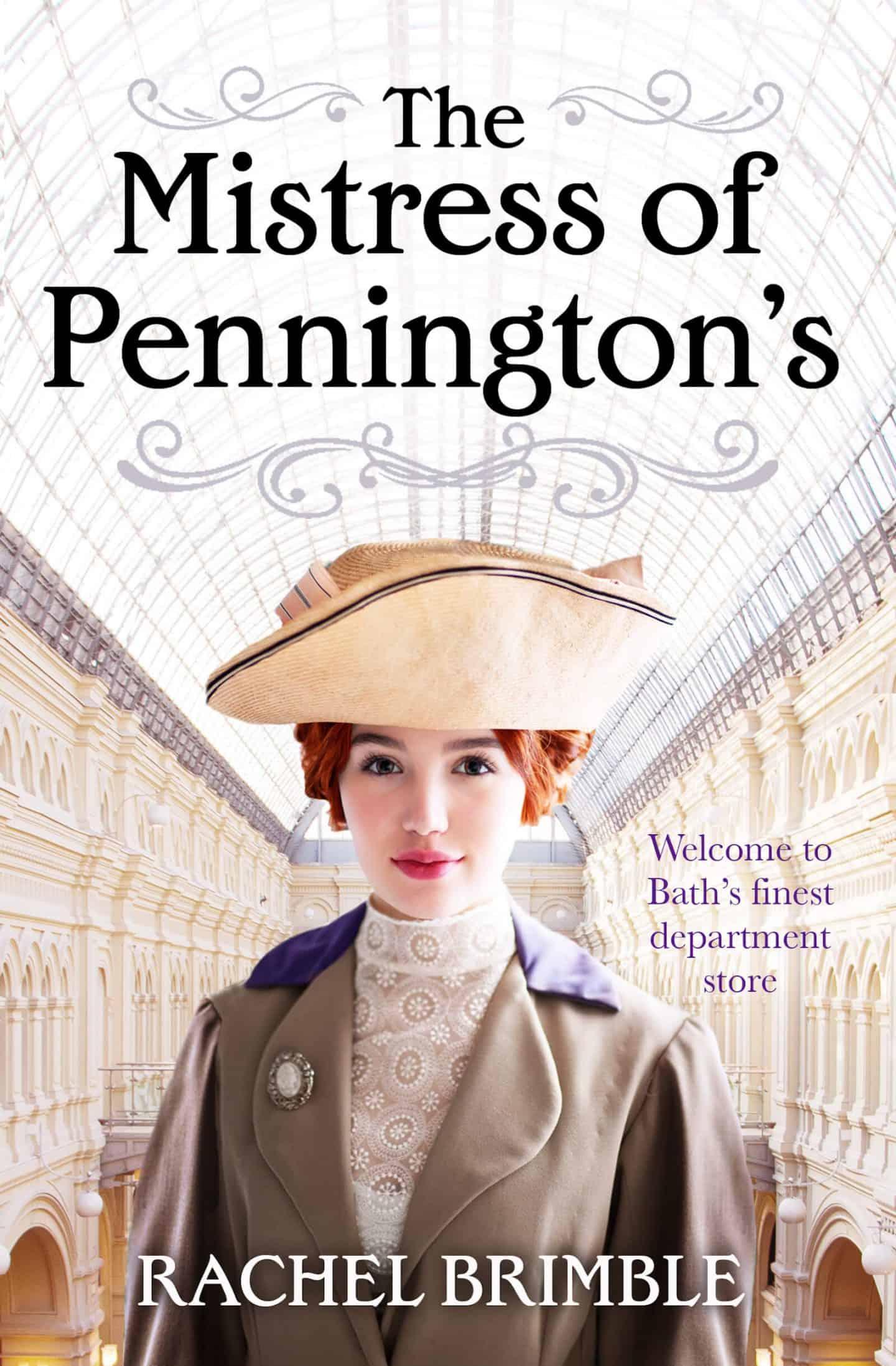 Blog Tour: The Mistress of Pennington's
