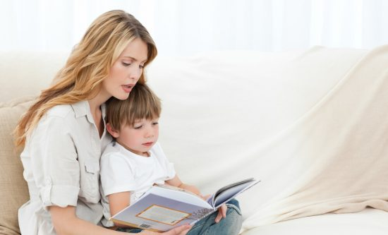 The Importance of Reading to your Kids When They're Young