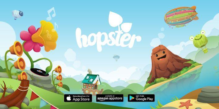 Hopster kids learning app