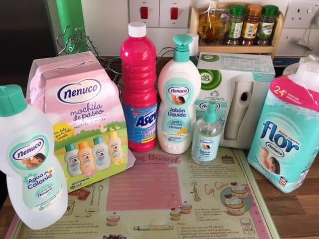 Lemonfresh - baby, household and cleaning products which originate in Spain
