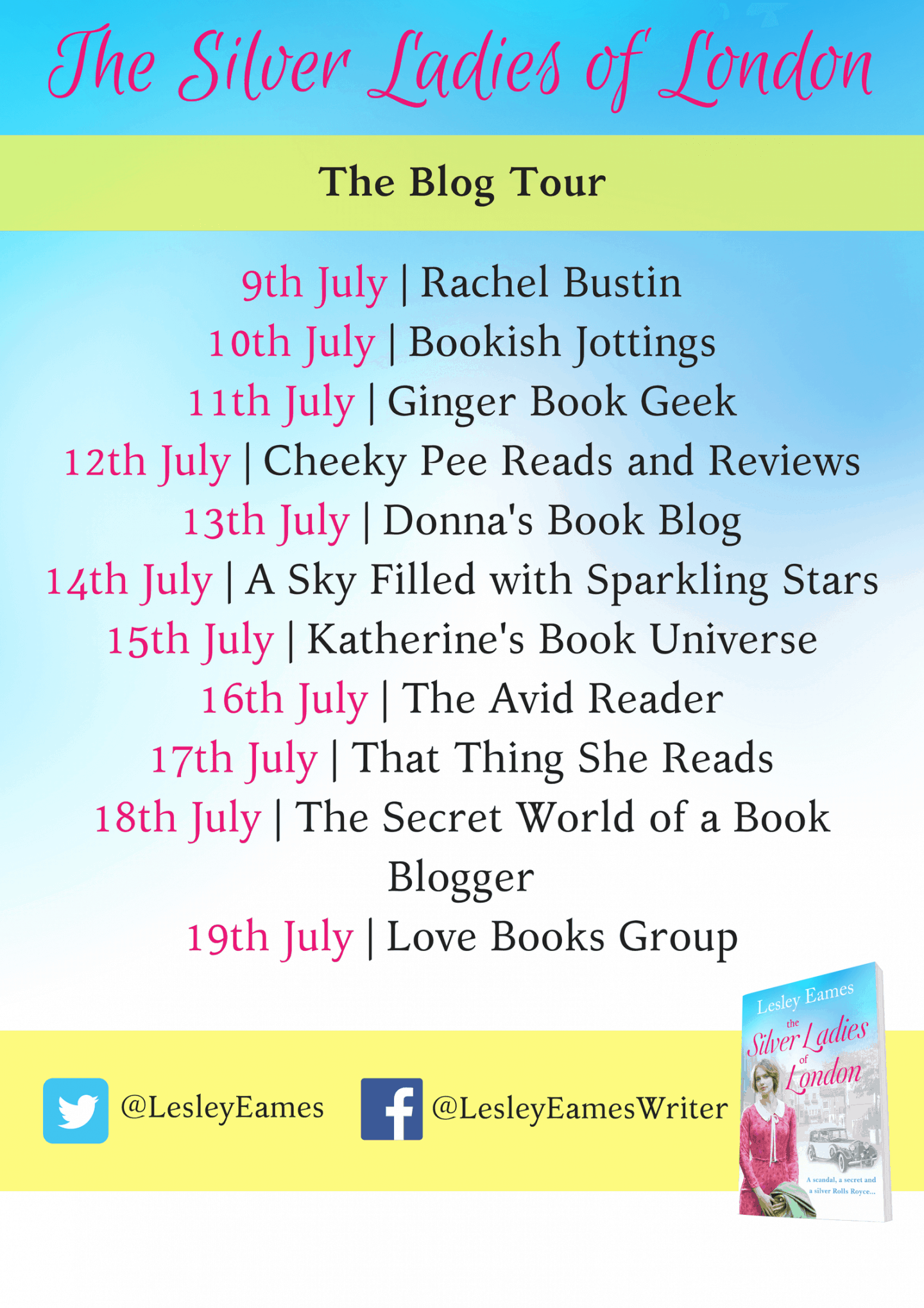 The Silver Ladies of London Blog Tour Banner (1)