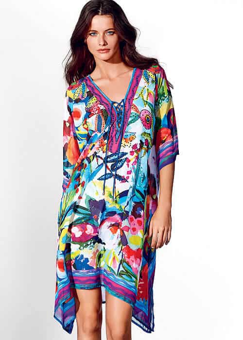 uk swimwear - kaftan