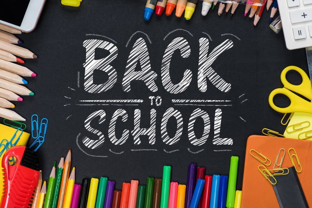 Essential Back to School Stationery - The List