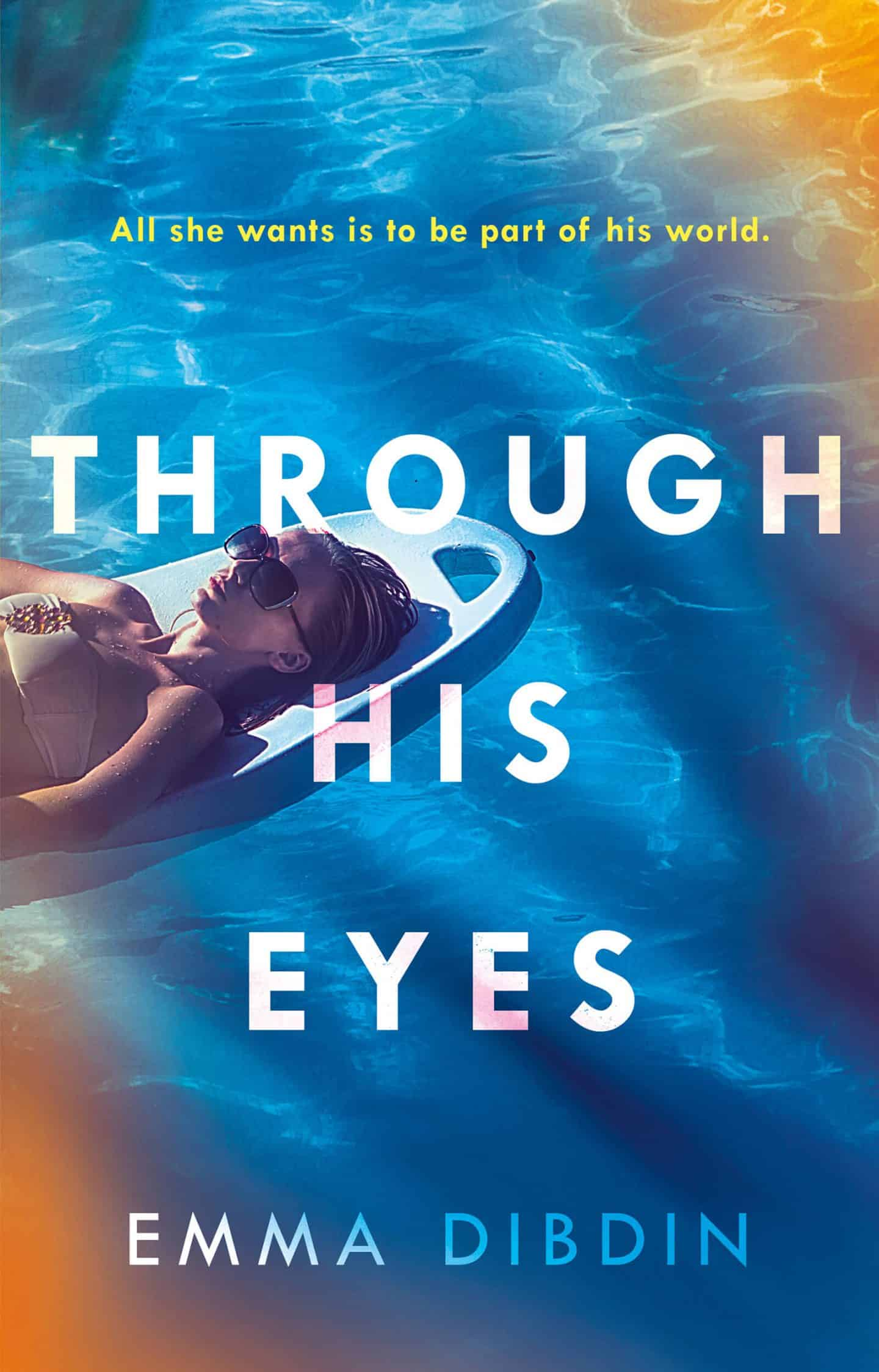 Through his eyes blog tour -review and giveaway