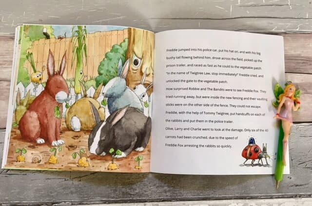Book Review: Tommy Twigtree and the Carrot Crunchers
