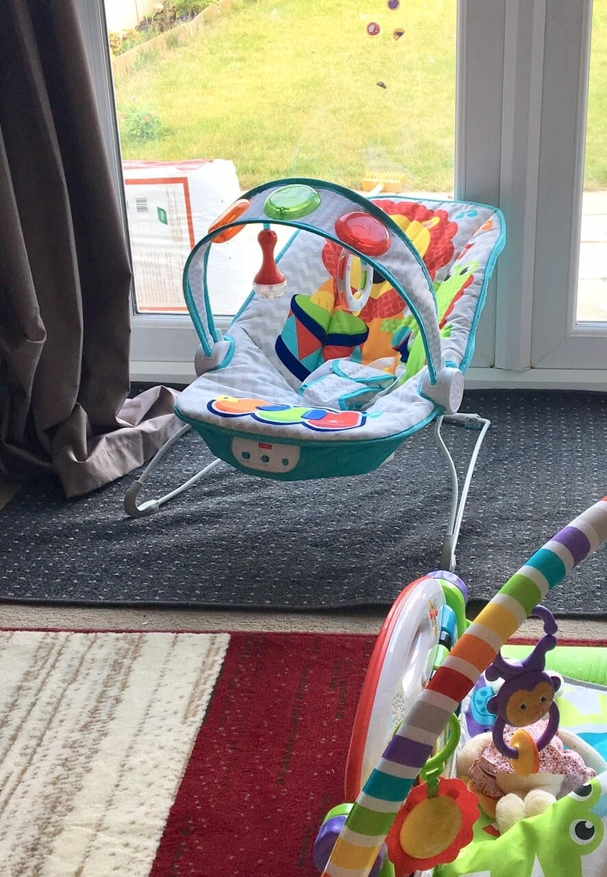 Fisher Price Kick 'n' Play Musical Bouncer Review