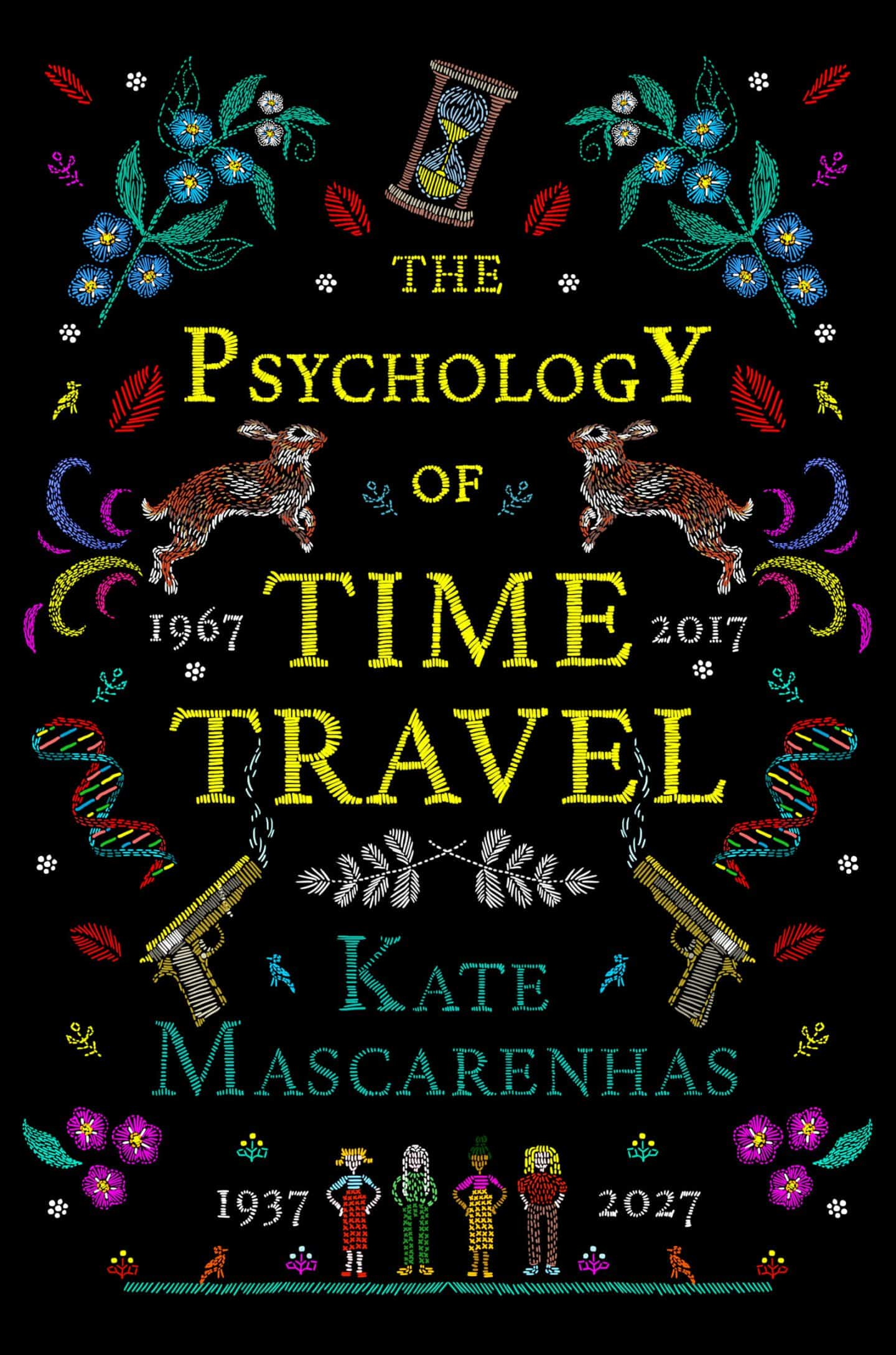 Psychology of Time by Kate Mascarenhas