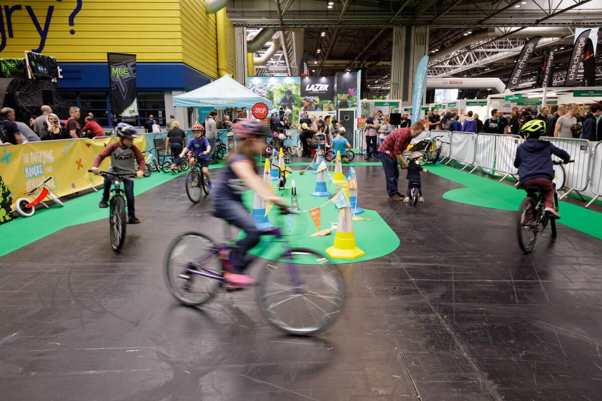 Competition – Win Tickets to The Cycle Show in Birmingham