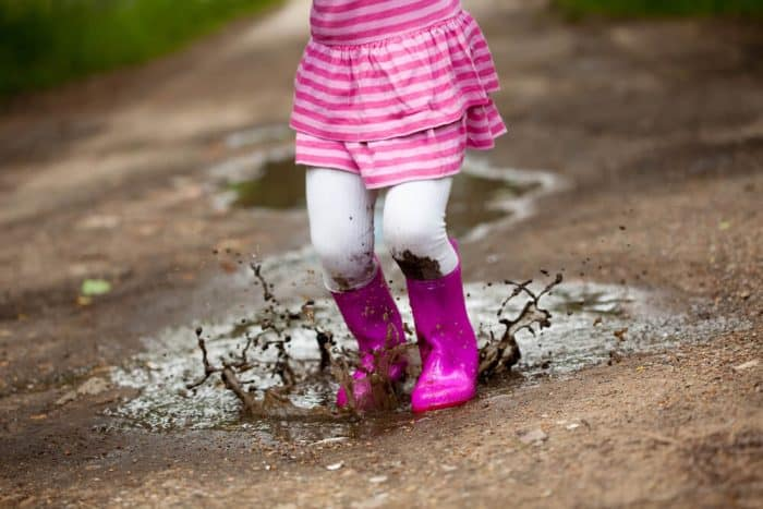 The benefits of messy play - The rise of messy play It is known that children have always enjoyed getting messy — from splashing in puddles to playing games in the mud, youngsters love getting their hands dirty!