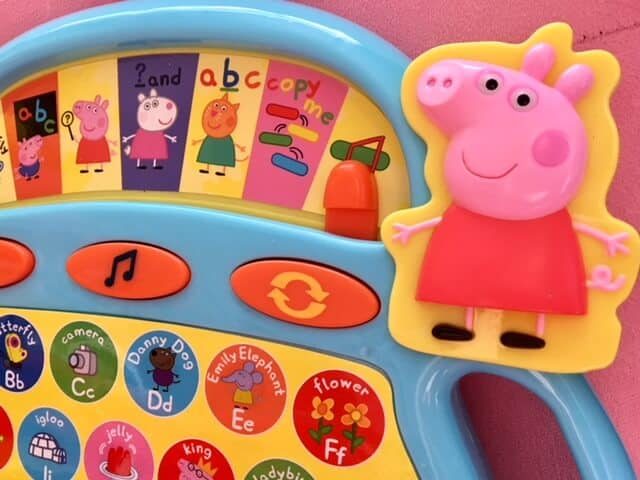 Peppa's Laugh and Learn Alphaphonics