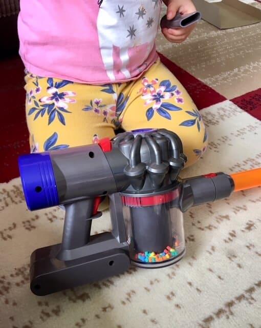 Dyson Cord-Free Vacuum