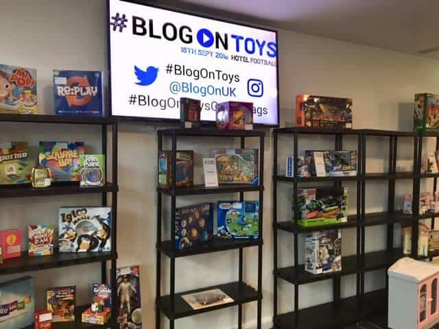 #BlogOnToys – My First Blog Conference Experience