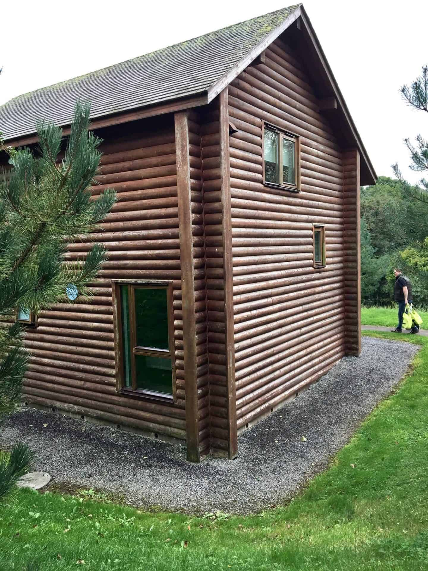 Our Family Holiday at Bluestone Wales - lodge