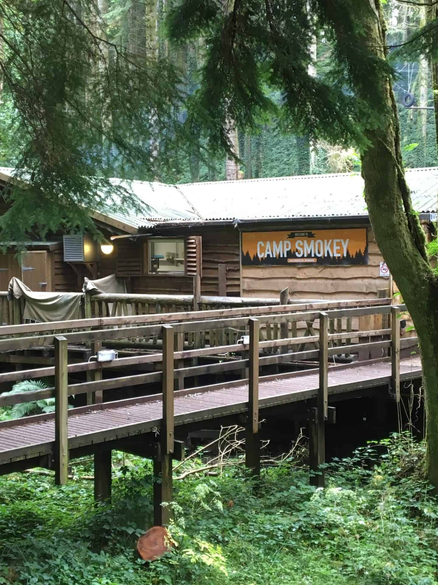 Our Family Holiday at Bluestone Wales - Part 2- Camp Smokey