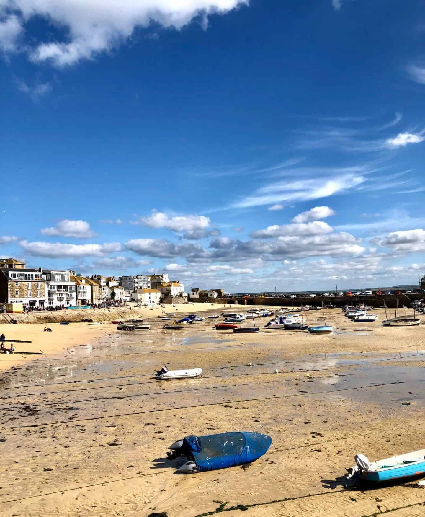 St Ives Harbour - Cornwall - are you ready for Winter?