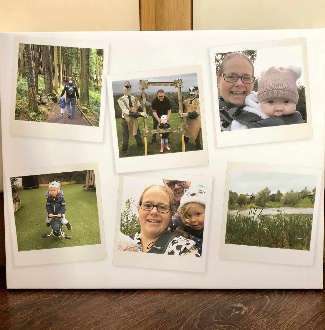 Capturing Holiday Memories With Tesco Photo On Canvas