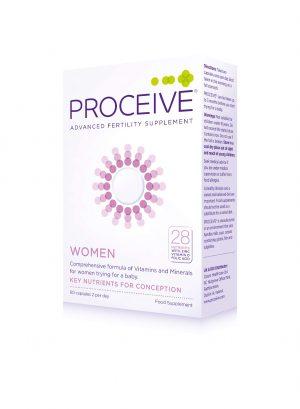 Proceive Women Pack - fertility supplement