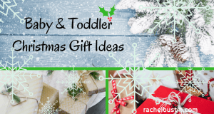 Baby and toddler Christmas Gift Ideas