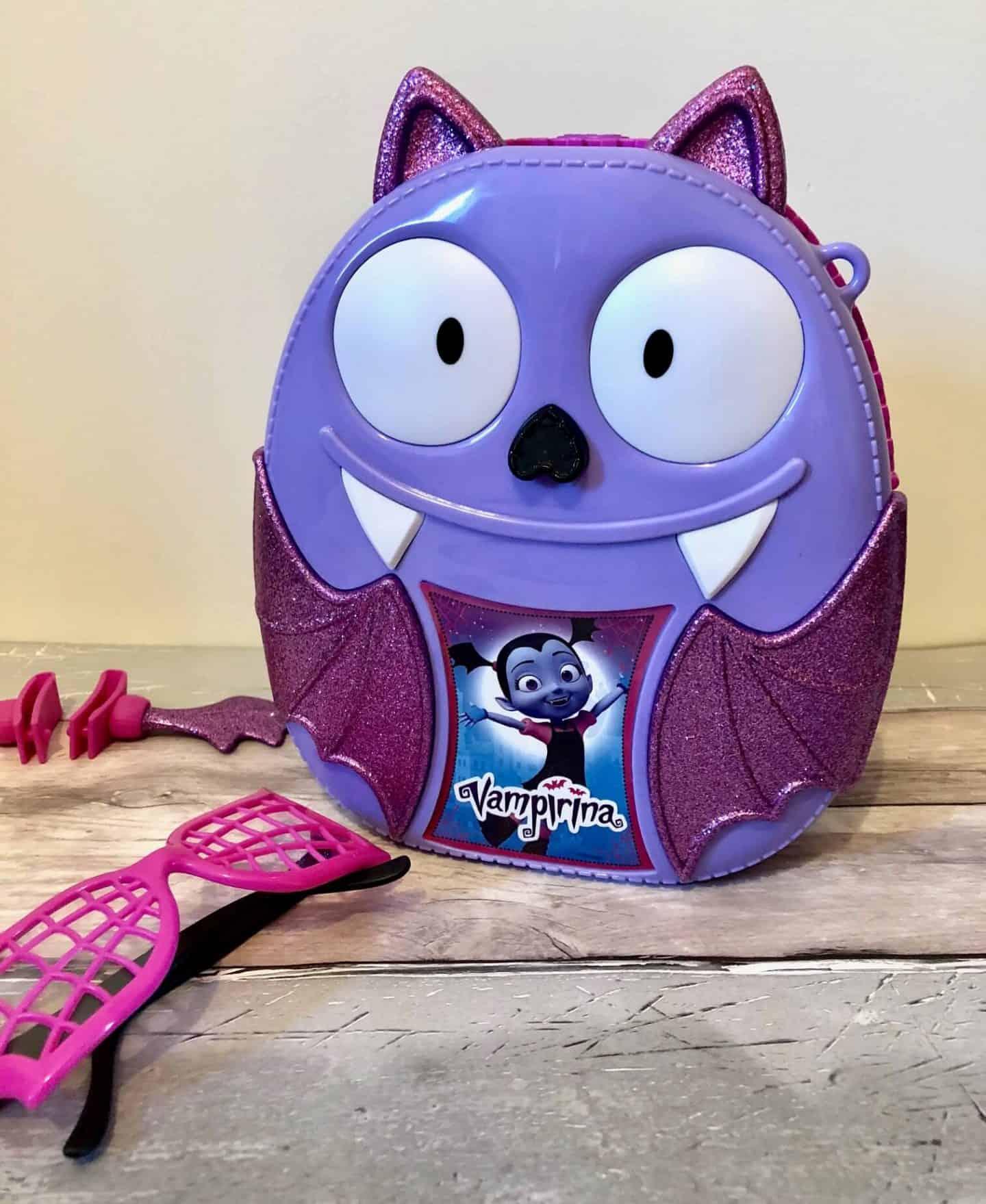 Vampirina Backpack Set