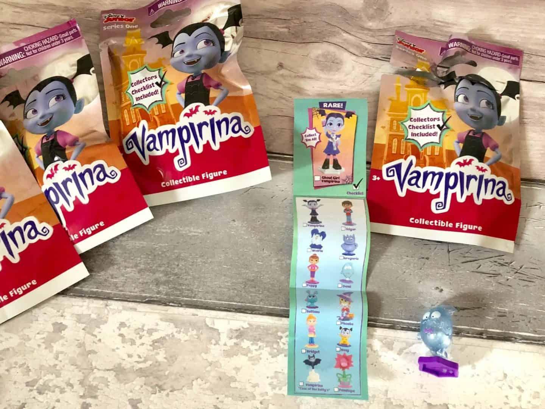Vampirina toy collectibles