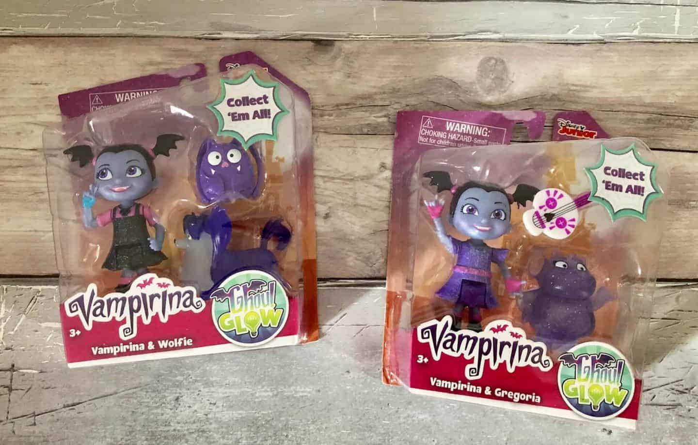 Vampirina Best Ghoul Friends Set