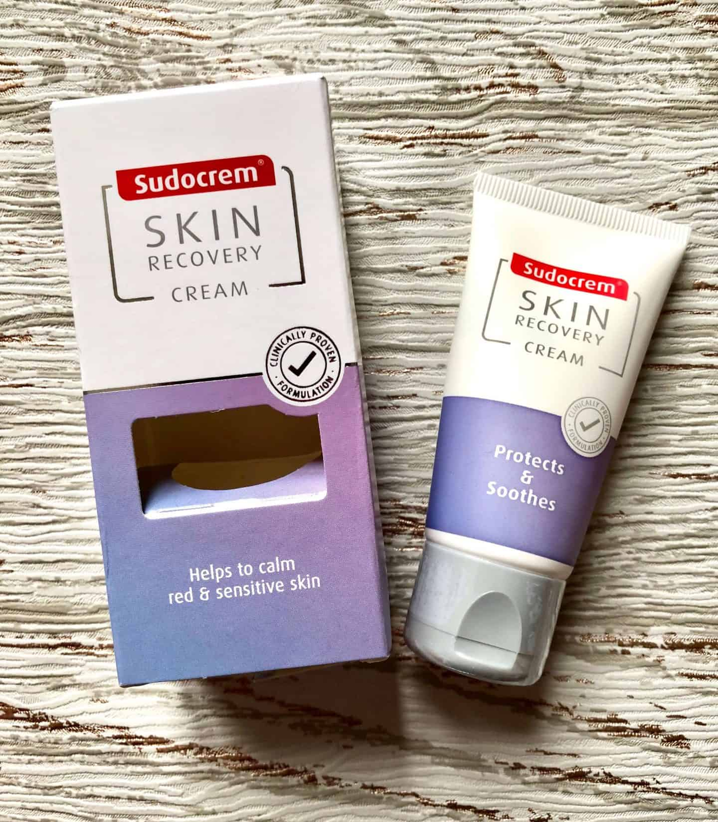 Sudocrem's Skin Recovery Cream