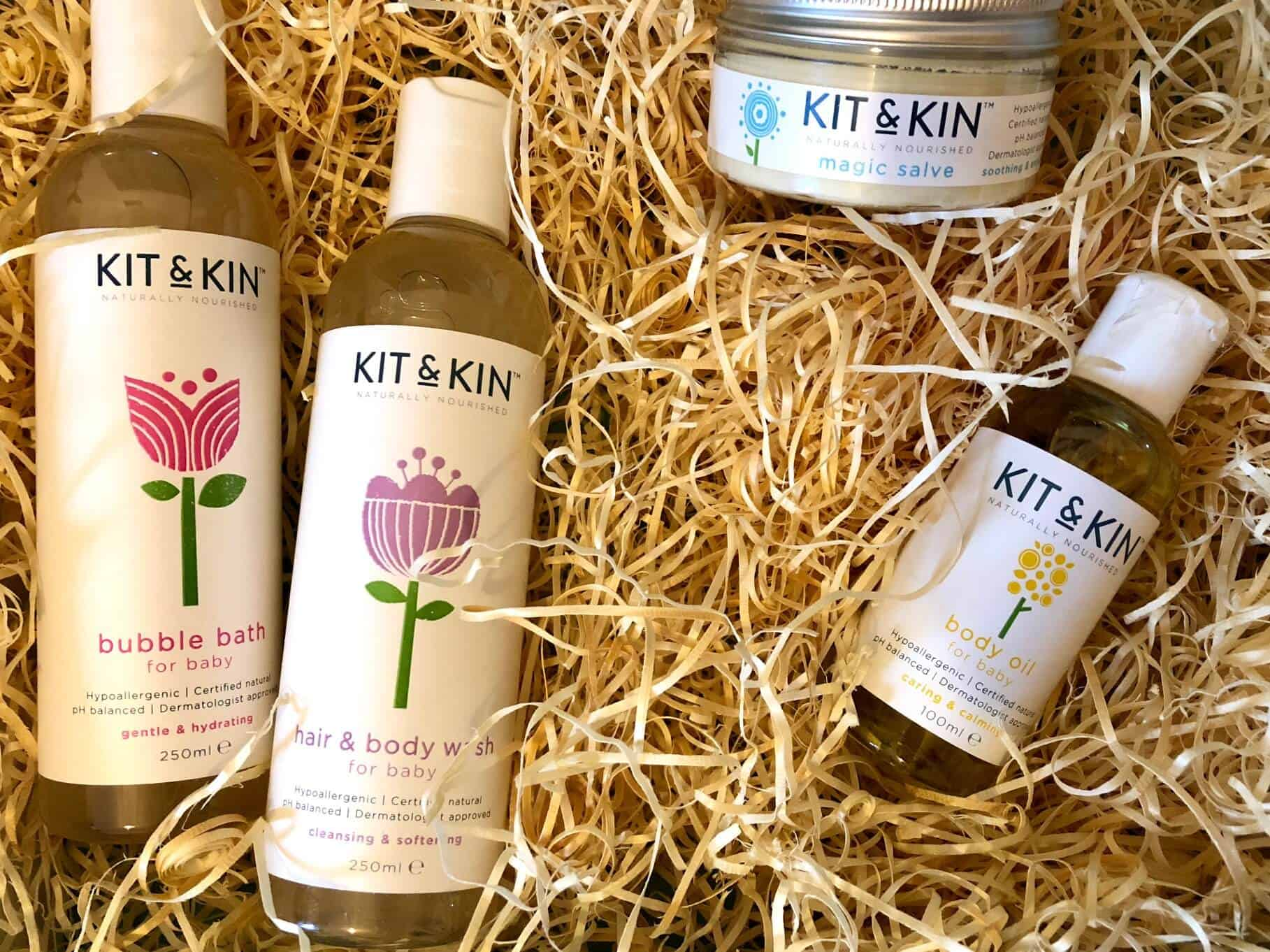 Looking for those perfect Christmas gifts for the family? Kit & Kin, the award-winning eco-friendly mother & baby brand co-founded by Emma Bunton, offers an amazing range of natural skincare products