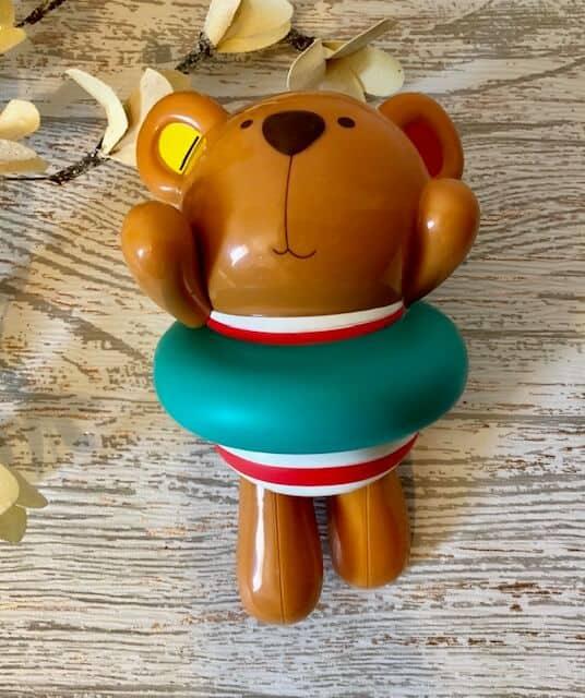 Hape Wind up teddy