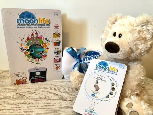 Moonlite Children's Story Book Projector Review