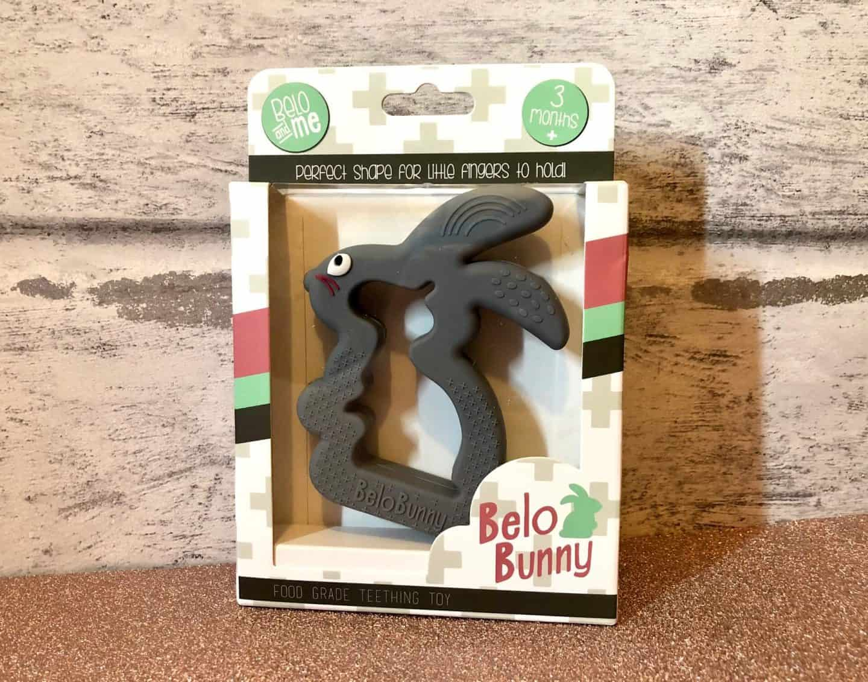 Belo + Me Teething Bunny