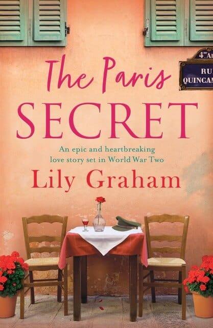 Saturday Catch Up: Blog Tour – The Paris Secret by Lily Graham