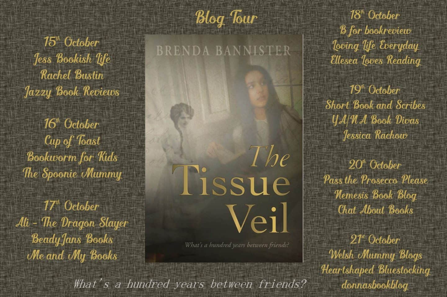 The Tissue Veil Full Tour Banner