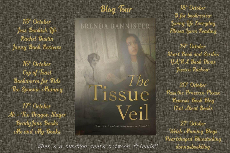 The Tissue Veil Full Tour Banner
