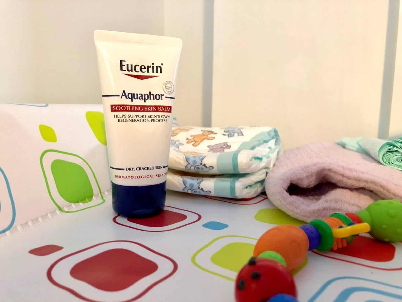 #MyAquaphor Challenge With Dermatological Skincare Eucerin