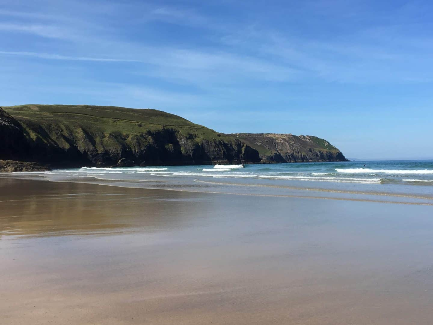 The Most Beautiful Beaches To Visit In Cornwall And Devon - Perranporth