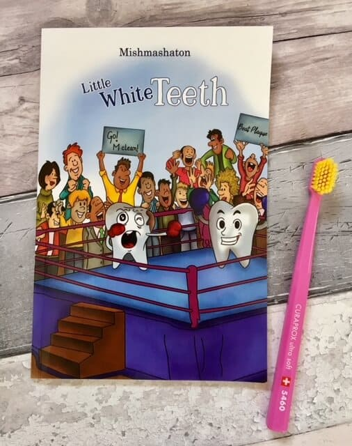 Little White Teeth lends itself to being both suitable reading material for parents to young minds and for young minds to savour