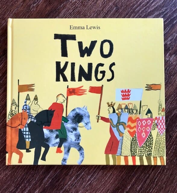 Two Kings By Emma Lewis